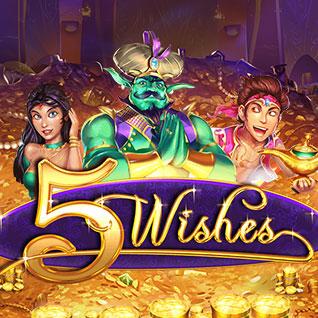 Jeu 5 Wishes